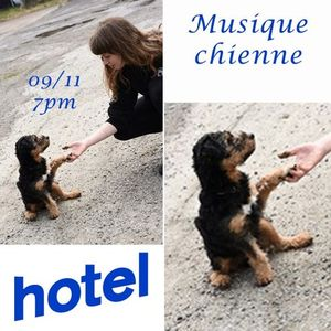 Musique Chienne  - 09:11:2016
