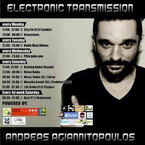 Andreas Agiannitopoulos (Electronic Transmission) Radio Show_170
