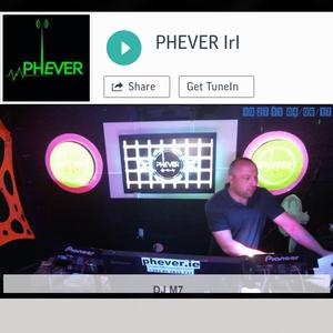 eduard pavel (dj m7) phever radio dublin 09-07-2017