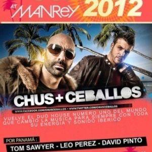 Chus & Ceballos - Live @ Summer 2012, Level Club, Manrey Hotel, Calle, Panamá (04.02.2012)