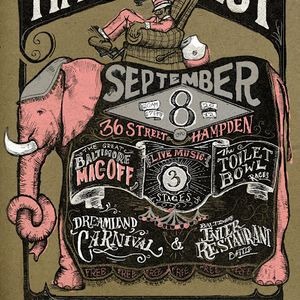 Hampdenfest 9/8/12 DJ Stage Promo Mix