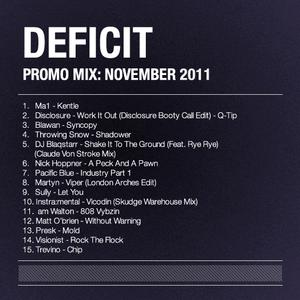 Deficit - November 2011 [133bpm]