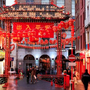 Welcome to Chinatown vol 1