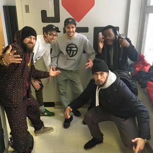 Métissage Hip-Hop avec Monk.E (QC), PhybaOptikz & Consensus (UK)