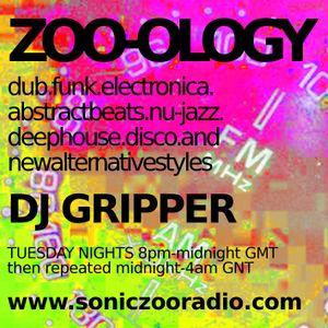 ZOO-OLOGY SHOW 2 - GRIPPER on SONIC ZOO RADIO