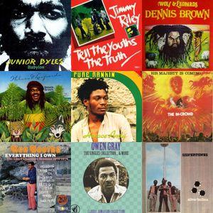 Reggae ROOTS Jamaican Mixtape #18 Trojan Records Essentials Classics Hits Selection