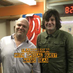 Transmission w/ Paul Dupree with guest Magic Seas - 22/11/17 - Chelmsford Community Radio