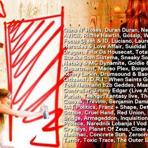 Avicii - Live @ Dance Arena Exit Festival Novi Sad (Serbia) 2012.07.13.