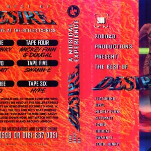 Fabio - Desire - Roller Express - Best of 94 - Tape 3