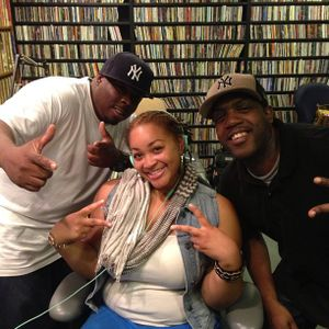 Throwback Sessions w/DJ Tek-Wun on WVKR 91.3 FM http://www.wvkr.og  Special Guest: DJ Rugged One