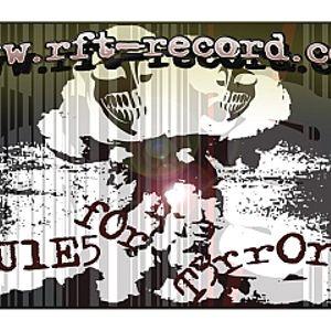 Nervensturz Live - Rulez for Terror 4Ever / www.rft-record.com