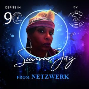 """#90allora by Peter with Simone Jay """"Netzwerk"""" Special Guest - TV & Radio Show - Only Vinyl"""