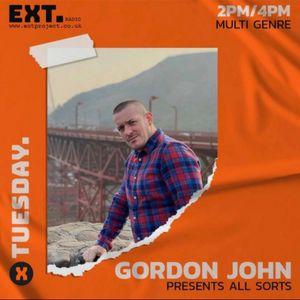 GORDON JOHN #4 - EXT RADIO - 20/4/21 #POP #RNB #COMMERCIAL #MULTIGENRE