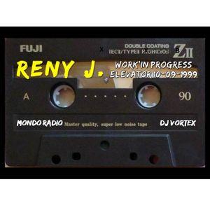 WorkInProgress Elevator 10-09-1999 Mondo Radio-Pulita,Equalizzata e Normalizzata da Renato de Vita.