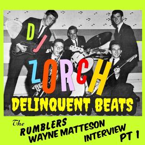 Delinquent Beats Vol 53 - Rumblers Interview Pt 1