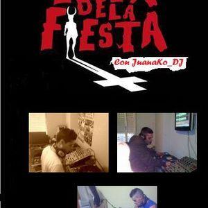 JuanakoDJ Viernes EL DIA DE LA FIESTA Hardcore 15.6.12