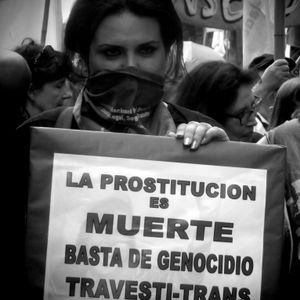 Florencia Guimaraes - Marcha Nacional contra los travesticidios