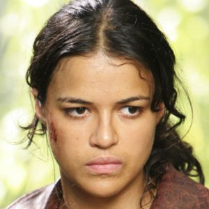 Demon FM Meets....Michelle Rodriguez. (Machete).