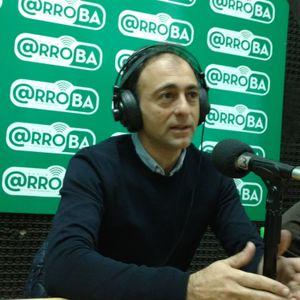 CORSA Radio #12: Entrevista a Antonio Abrazian