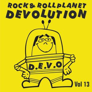 Rock & Roll Planet Devolution - Vol .13 - Klaus Kinski set on fire
