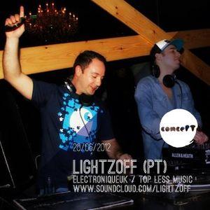 ConcePT Podcast #24- LIGHTZOFF