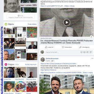 Ew. nieprawidlowosci Fundacja Pietrzaka PDO595 Prokurator Jolanta Mamej OSWIATA von Stefan Kosiewski