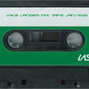 VIKS LANDER - deep/space disco mix tape, jan/2011