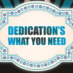 Dedication Is What You Need - Steve Elliott - 12th July 2015