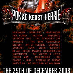 Zaagum @ Pokke-Kerst-Herrie (25-12-2008)