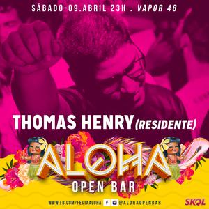 Thomas Henry Mixtape #1 Aloha