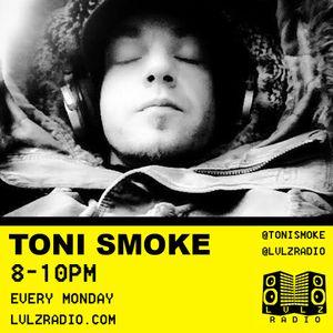 TONI SMOKE | 003 | 21.12.15 | @TONISMOKE @LVLZRADIO