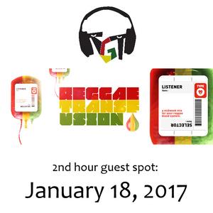 """Reggae Transfusion"" on KGNU Community Radio [01-18-2017]"