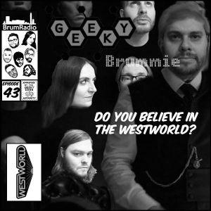 Geeky Brummie with Ryan Parish (10/12/2016)
