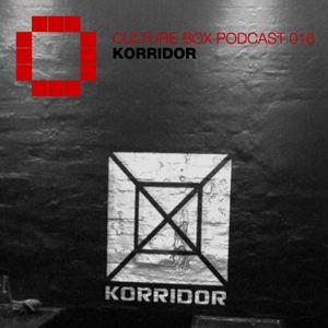 Culture Box Podcast 016 - Korridor