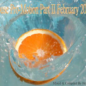 VA - House Pro-Motion Part II(February 2013) CD1