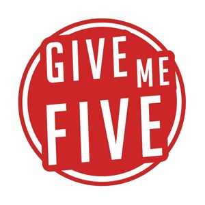 Give me five #115 - Spécial Halloween