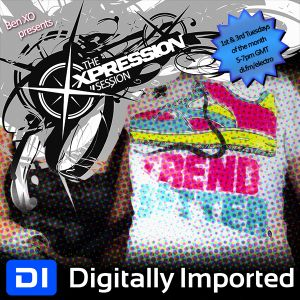 Ben XO - XPRESSION Session 058 (06 August 2012)