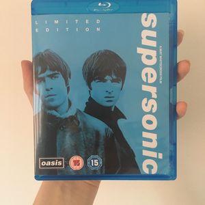 Supersonic film soundtrack