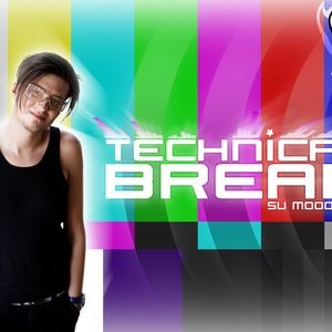 Exclusive Breaks Mix for Technical Break@ZIP FM
