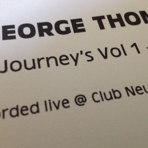 Journeys Vol 1 - Cologne - 2000