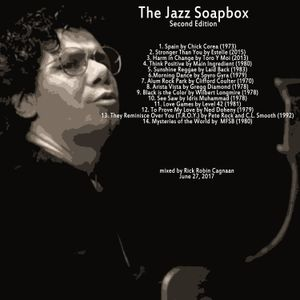 The Jazz Soapbox with Rick Robin (Second Edition)