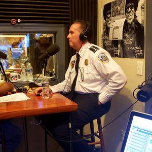 Let's Talk w/ CJ on We Act Radio w/ DC Police Chief Newsham + Congresswoman Eleanor Holmes Norton