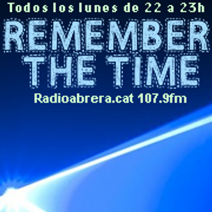 Remember The Time FM 5-12-2016