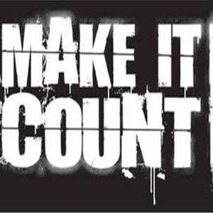 Make it count, Τετάρτη 05/04/2017