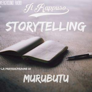 Il Rappuso- Lo storytelling con intervento di Murubutu