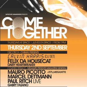 Mauro Picotto presents Meganite, Come Together @ Space Ibiza - part 4 - Mauro Picotto - 02.09.2010