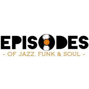 Giovanca's EPISODES show 19 (on Arrow Jazz FM)