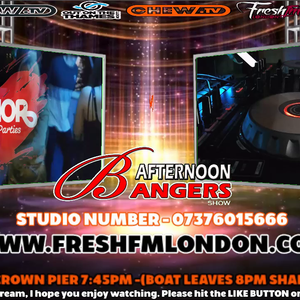 Mr Fresh Official's Afternoon bangers Show