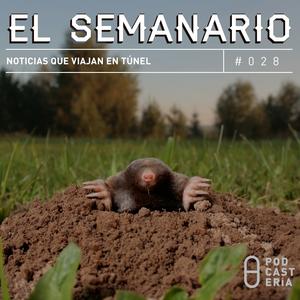 Semanario No. 28 - Noticias que viajan en túnel: Chapo Guzmán, Chicharito Hernández, Elecciones 2015