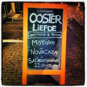 Nova Caza live recording @ Oosterliefde 11-10-2013